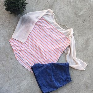 Cute outfit for spring or summer
